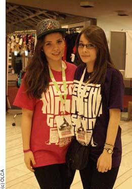 Universal Dancers 2012 T-Shirts en alsacien