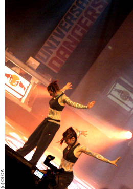 Universal Dancers 2012