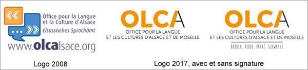 logos de l'OLCA