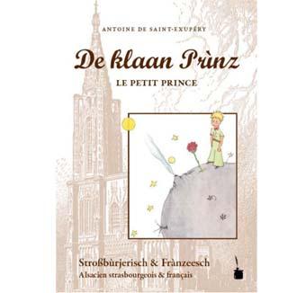Petit Prince en alsacien de Strasbourg