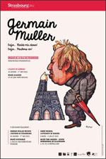 Expos Germain Muller à Strasbourg