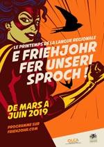 affiche Friehjohr 2019