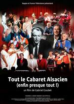 Affiche Tout la cabaret alsacien