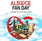 affiche AlsaceFanDay en alsacien