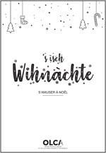 bricolages pour Noël en alsacien