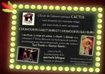 Cabaret Cactus 2016-2017