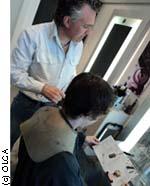 Salon de coiffure en Alsace