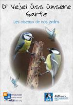 Dépliant oiseaux en alsacien