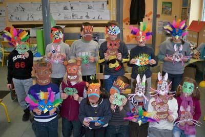 Masques par CP de Lichtenberg