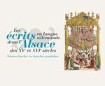 Exposition Les écrits en langue allemande dans l'Alsace des 15e et 16e siècles