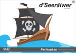 cahier d'activités en alsacien sur le thème des pirates