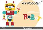 cahier d'activités en alsacien sur le thème des robots