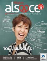 Journal de la Région Alsace en trois langues