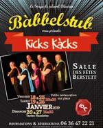 "D'Bàbbelstub présente ""Kicks Kàcks"" à Berstett"