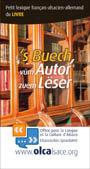 Lexique français-alsacien du livre
