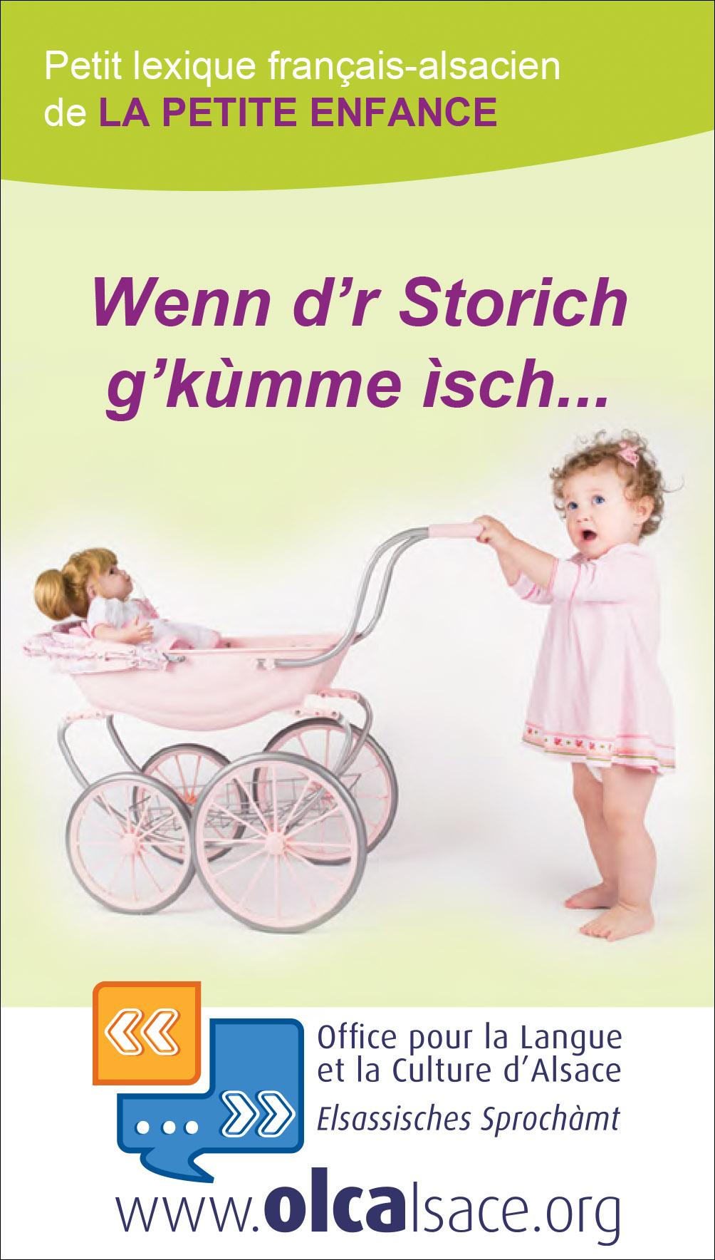 lexique français-alsacien de la petite enfance