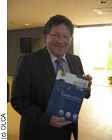 G.-D. Kennel présente le recueil de l'OLCA