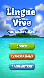appli pour enfants Lingue Vive en alsacien