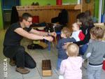 Une matinée récréative bilingue en alsacien-français