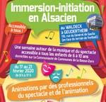 semaine en alsacien pour les enfants de Basse Zorn