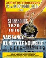 Strasbourg 1870 1918 naissance d'une ville nouvelle