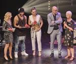 les finalistes du concours d'Stimme 2019