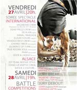 Festival Universal Dancers 2012