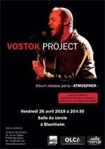 affiche Vostok Project